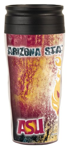 NCAA Arizona State Sun Devils 16-Ounce Travel Mug