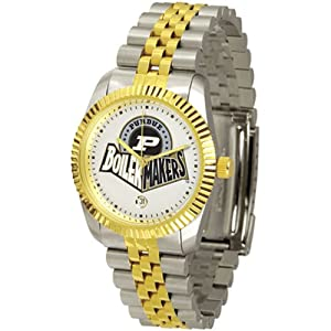 Purdue Boilermakers NCAA Executive Mens Watch by SunTime