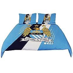 Manchester City F.C. Double Duvet Set ST