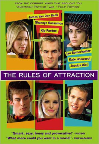 The Rules of Attraction Plot Summary | BookRags.