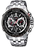 Casio Gents Solar Radio Watch Edifice EQW-M710DB-1A1ER
