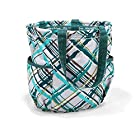 Thirty One Retro Metro Bag - Sea Plaid
