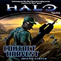 Halo: Contact Harvest (       UNABRIDGED) by Joseph Staten Narrated by Holter Graham, Jennifer Taylor