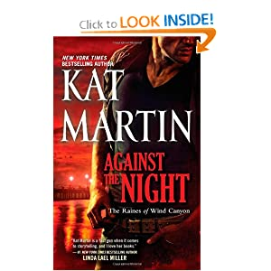 Against the Night - Kat Martin