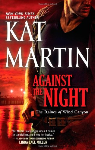 Image of Against the Night (The Raines of Wind Canyon)