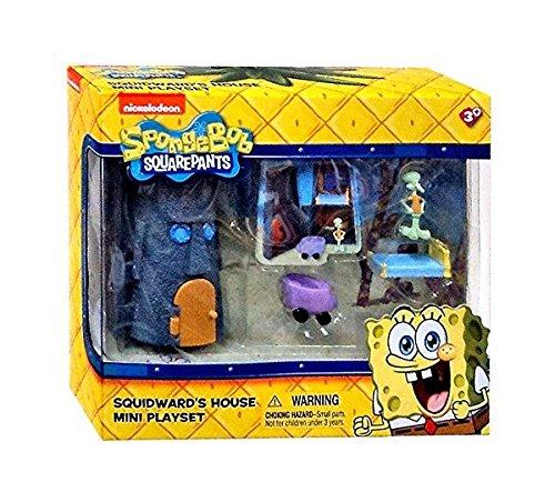 Simba Toys 0764 Spongebob mini plaset, Assortimento