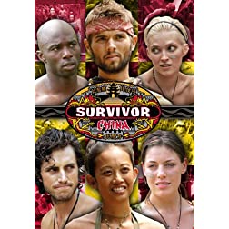 Survivor, S15 (China)
