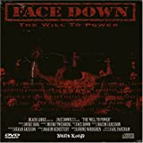 Face Down The Will to Power Limited [DVD AUDIO]