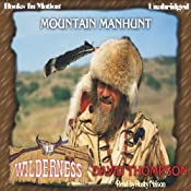 Mountain Manhunt: Wilderness Series, book 13 | David Thompson