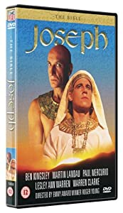 The Bible - Joseph [DVD]