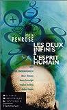 echange, troc Roger Penrose, Abner Shimony - Les deux infinis et l'esprit humain