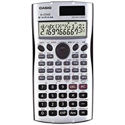CIOFX115MS - CASIO FX115-MS Scientific Calculator with 300 Built-in Functions