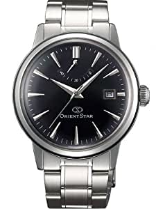 Orient Star Classic Automatic Dress Watch with Power Reserve, Domed Crystal EL05002B