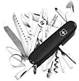 Victorinox 1679530 Army Knife Swiss Champ Black