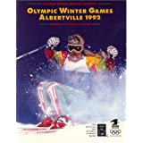 United States Postal Service Olympic Winter Games Albertville 1992 Employee Viewer's Guide
