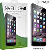 iPhone 6 screen protector - INVELLOP Crystal Clear screen protector for iPhone 6 4.7 (Crystal Clear)