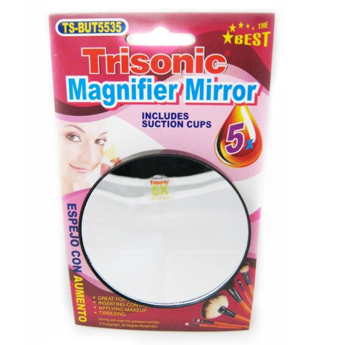Magnifying Mirror Suction Cups front-536546