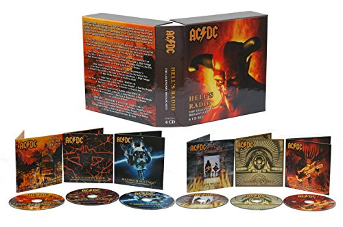 AC/DC - Hell's Radio: The Legendary Broadcasts 1974-'79 (6 CD SET)