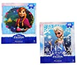 Frozen Princesses Anna and Elsa 48 Pi...