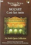 La Scala Opera Collection - Mozart: Cosi Fan Tutte - Various Artists [2007] [DVD]