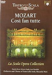 Wolfgang Amadeus Mozart : Cosi Fan Tutte (Integrale)