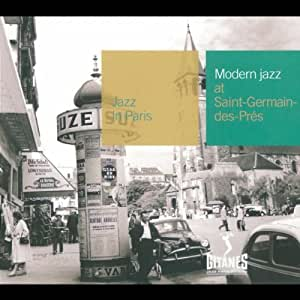 Collection Jazz In Paris - Modern Jazz At St Germain-des-Prés - Digipack