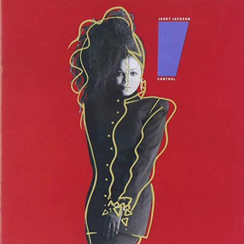 CD : Janet Jackson - Control (CD)