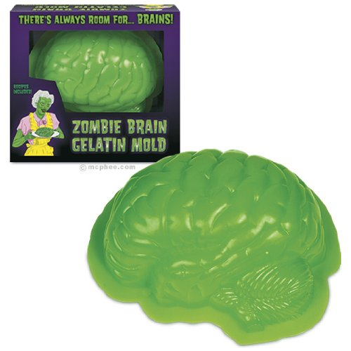ZOMBIE BRAIN MOLD