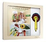 Book - Kinderleichte Becherk�che - f�r die Backprofis von morgen: Backset inkl. 5-teiliges Messbecher-Set