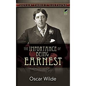 puns in the importance of being earnest