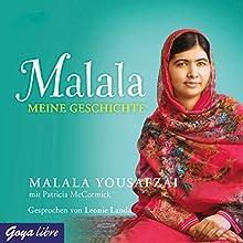 Malala: Meine Geschichte Hörbuch von Malala Yousafazai, Patricia McCormick Gesprochen von: Leonie Landa