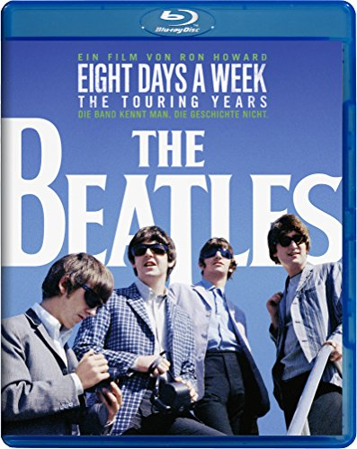 The Beatles: Eight Days A Week - The Touring Years (OmU) [Alemania] [Blu-ray]