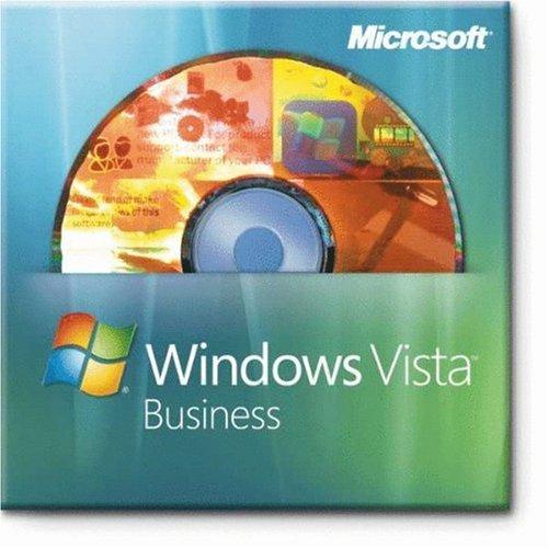 1pk Oem Win Vista Bus Sp1 32bit Dsp Oei DVD W/ Offer Form