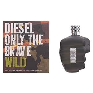 diesel only the brave wild 200ml edt eau de toilette beauty. Black Bedroom Furniture Sets. Home Design Ideas