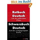Rotbuch Deutsch Schwarzbuch Deutsch: Liste der gefährdeten und untergegangenen Wörter