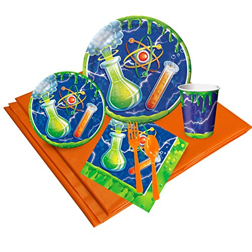 Mad Scientist Party Pack (Scientist Party Supplies compare prices)