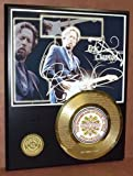 "Eric Clapton""Layla"" Gold 45 Record Limited Edition Display Laser Etched W/Lyrics"