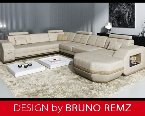 bruno remz n rburg design sofa couch ecksofa eckcouch wohnlandschaft stoffsofa sofa bewertungen. Black Bedroom Furniture Sets. Home Design Ideas