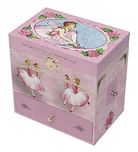 Ballerina-Treasure-Music-Box