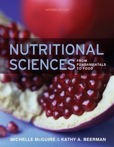Nutritional Sciences: From Fundamentals to Food w/ Diet Analysis 9.0 software & Table of Food Composition Booklet