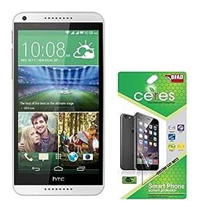 Ceres AquaShieldz Matte Screen Guard Protector For HTC Desire 816 (Pack Of 3)