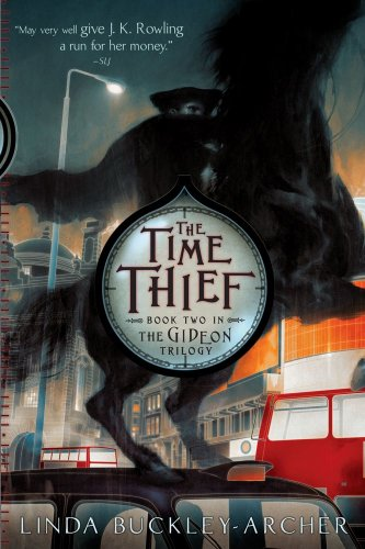 The Time Thief (The Gideon Trilogy) (Blues Clues Story Time compare prices)