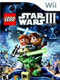 Lego Star Wars 3 - The Clone Wars - WII - Scandinavian Cover but all in English
