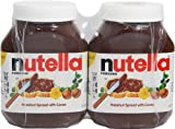 Nutella Hazelnut Spread-33.5 oz, 2 ct