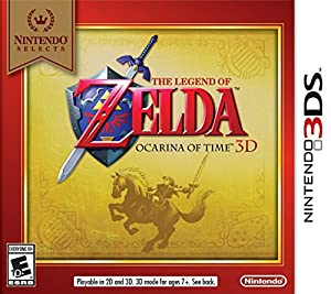 The Legend of Zelda: Ocarina of Time 3DS - 3DS [Digital Code] by Nintendo