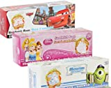 Disney Character Sandwich Bags (Set of 4) 20-ct. boxes of Disney® character Sandwich bags assorted among Sofia the First, Cars, Disney Princesses, and Monsters UniversityTM.