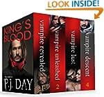 King's Blood: A Vampire Serial Novel...