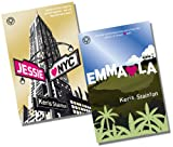 Keris Stainton Keris Stainton Collection - 2 Books RRP £13.98 (Jessie Hearts NYC; Emma Hearts LA)