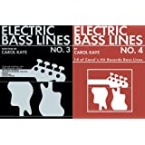 Electric Bass Lines No.3&4 (English Edition)