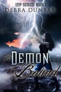 A Demon Bound by Debra Dunbar ebook deal